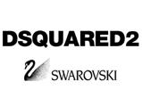 Dsquared Swarovski