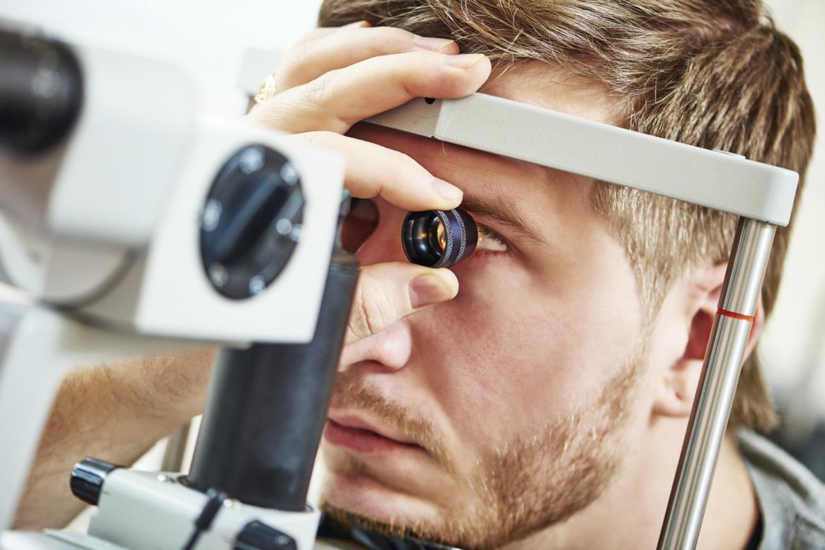 Analisi della retina