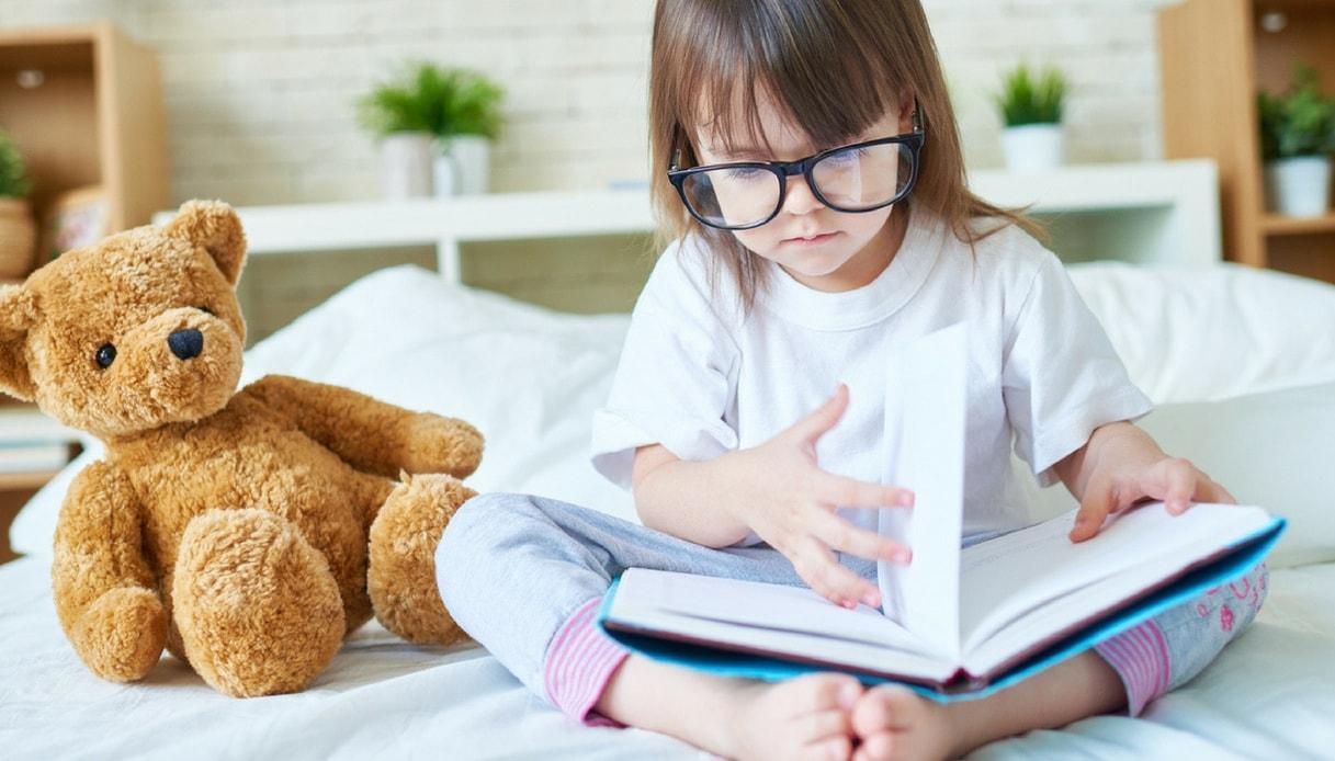 Miopia nei bambini: cosa c'è da sapere